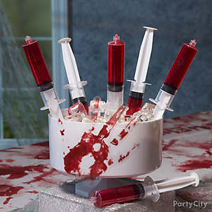 Asylum Bloody Shots Idea