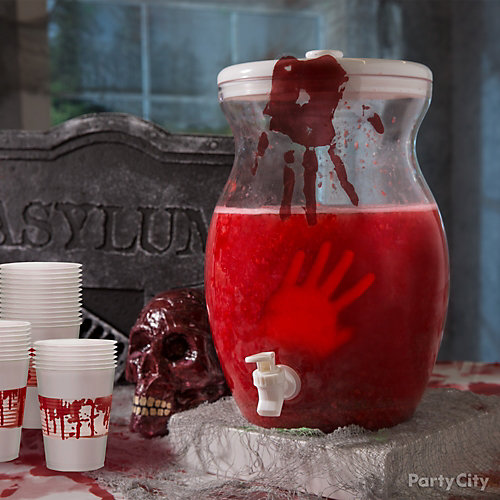 Severed Hands Drink How-To