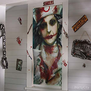 Crazy Nurse Door Decorating Idea
