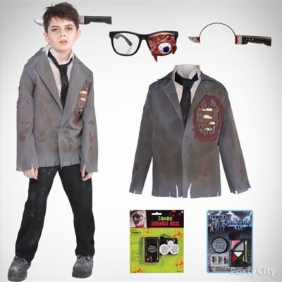 Boys Zombie Costume Idea