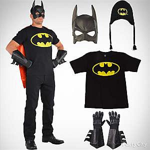 Mens Batman Costume Idea