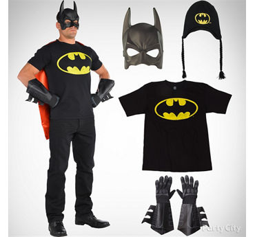 Mens Batman Costume Idea