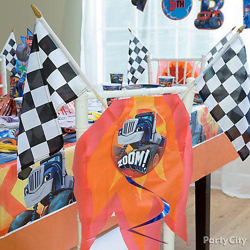 Blaze Chair Decorating DIY