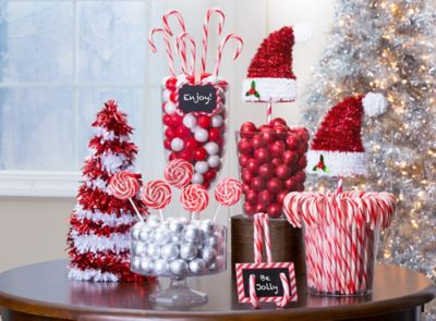 Candy Cane Decor Ideas