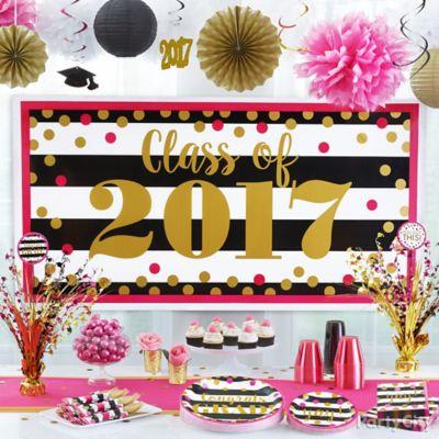 Class of 2017 Banner Idea