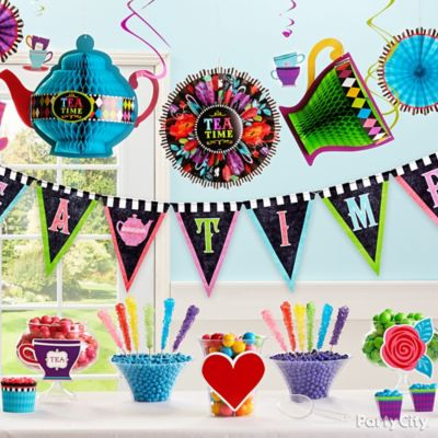 Crazy Candy Buffet Idea