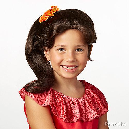 Elena Hair Three Ways