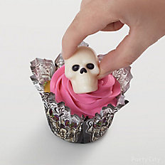 Place Candy Skull