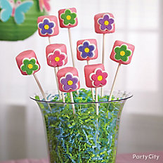 Marshmallow Daisy Pop