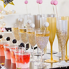 Glitterbomb Glasses How-To