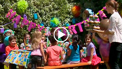 Dora the Explorer Party Ideas Video