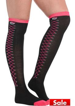 Child Monster High Knee Socks