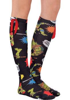 Teenage Mutant Ninja Turtles Knee-High Socks