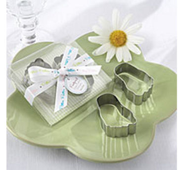 Baby Feet Cookie Cutters 2ct
