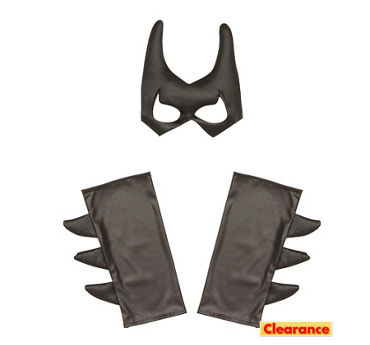 Child Batgirl Accessory Kit
