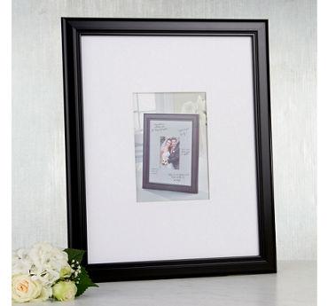 Wedding Autograph Photo Frame