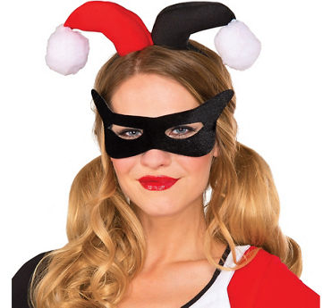 Harley Quinn Costume Accessory Kit 2pc - Batman