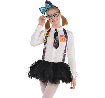 Girls Nerd Accessory Kit 10pc