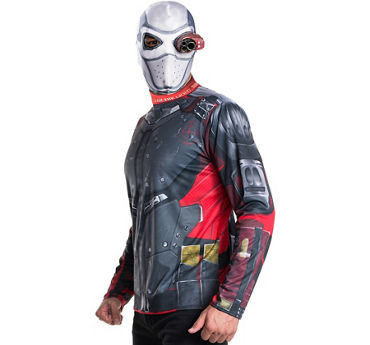 Adult Deadshot Accessory Kit - Suicide Squad