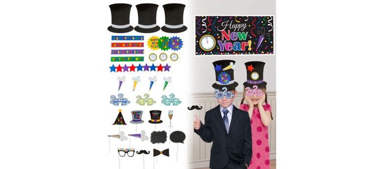 Children's Photo Booth Kit