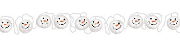 Snowman Lantern Electric Light Set 11ft