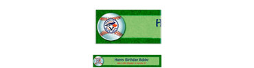 Toronto Blue Jays Custom Banner 6ft