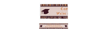 Grad Inspiration Custom Banner 6ft