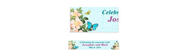 Butterfly Dreams Custom Banner 6ft
