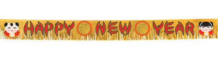 cute chinese new year fringe banner 4ft banner sku 411564 ...