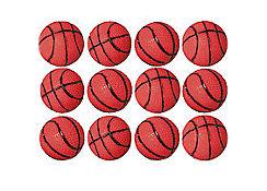 Basketball Bounce Balls 12ct