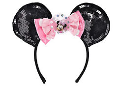 Child Sequin Minnie Mouse Ears