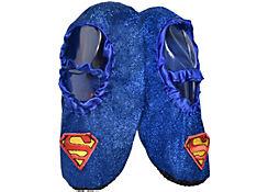 Child Supergirl Slipper Shoes