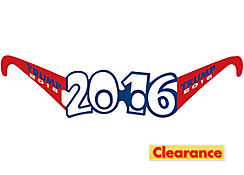 Donald Trump 2016 Glasses