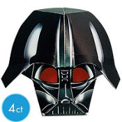 Star Wars Masks 4ct