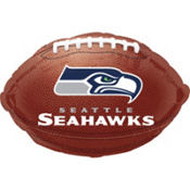 Seattle Seahawks Balloon 18in