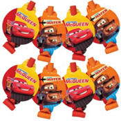 Cars 2 Blowouts 8ct