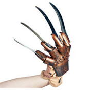 Freddy Krueger Glove Deluxe - Nightmare on Elm Street