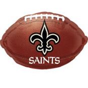 New Orleans Saints Balloon 18in