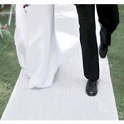 Floral Aisle Runner 100ft x 36in