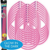 Sweet 16 Sparkle 22in Glow Necklaces 25ct