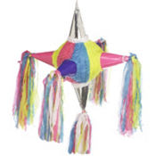 Jumbo Star Pinata 15in