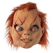 Latex Chucky Mask