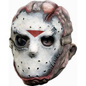 Deluxe Overhead Latex Jason Voorhees Mask