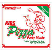 Kids' Pizza Party Music CD