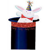 Abracadabra Jumbo Invitations 8ct