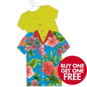 Premium Sliding Hawaiian Shirt Invitations 8ct