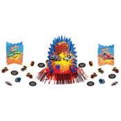 Hot Wheels Centerpiece Kit 23pc