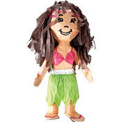 Hula Girl Pinata 22in