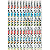 Soccer Pencils 12ct