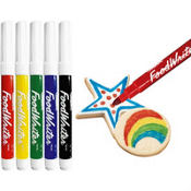 Wilton FoodWriter Edible Markers 5ct
